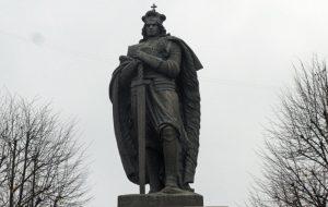 """""""Не только великий монарх, но и настоящий гродненец"""". В Гродно собирают подписи за новый памятник Витовту"""