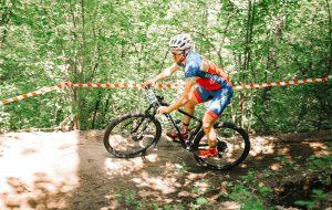 Виктор Кустинский кросс-кантри велосипед