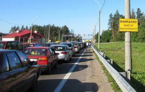 Пограничники не советуют ехать в Польшу через «Берестовицу»: будут очереди