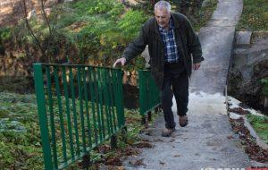 мост через Городничанку, река Городничанка, мост праз Гараднічанку, рака Гараднічанка