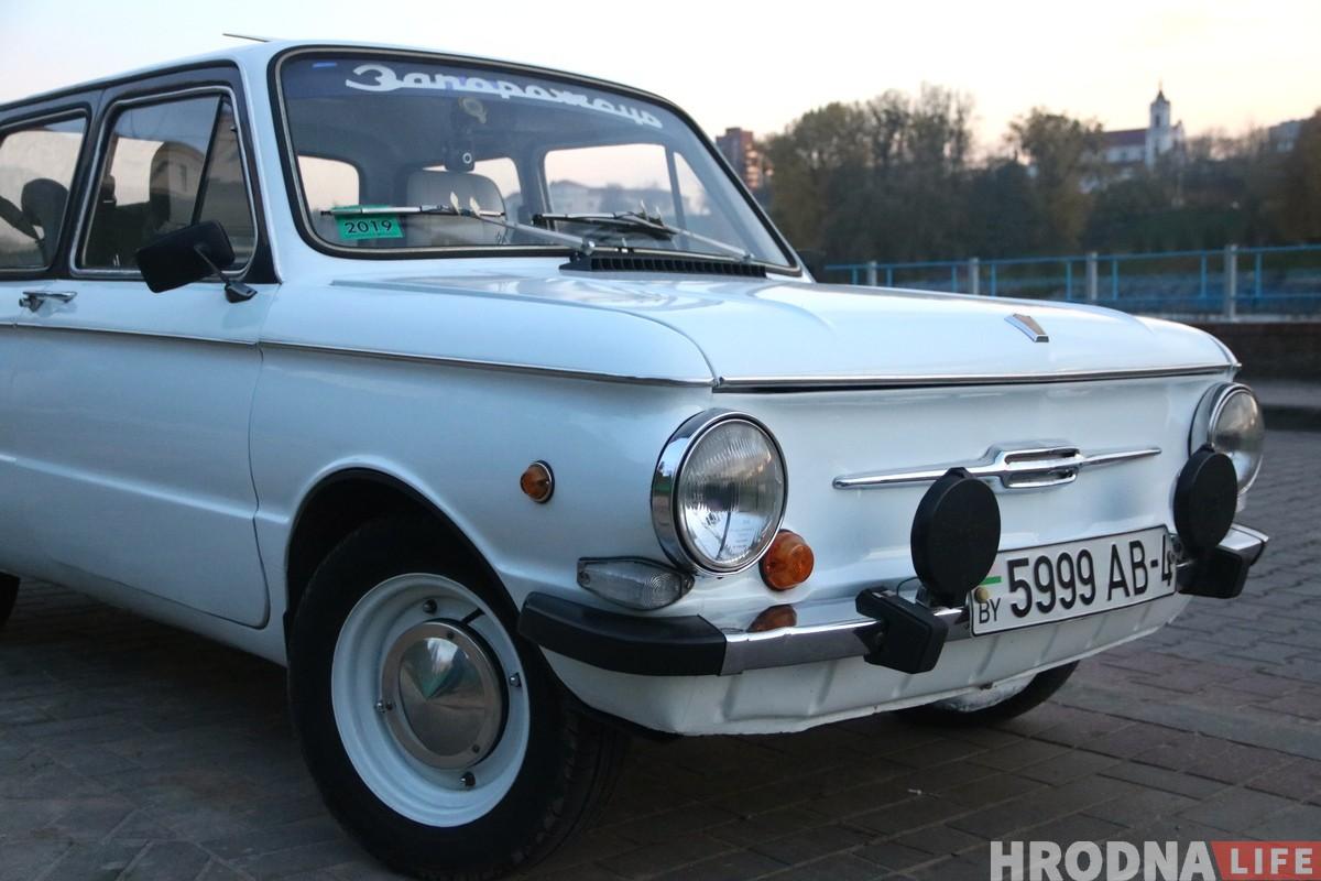 Запорожец ЗАЗ-968А, 1979, Запарожац