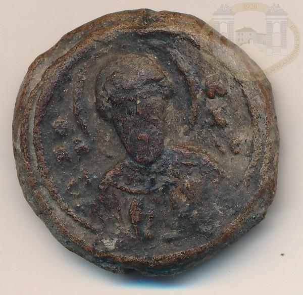 Падчас раскопак на Новым замку знайшлі пячатку Уладзіміра Манамаха