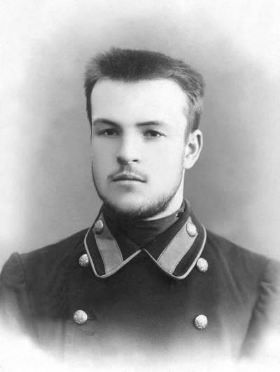 Аляксандр Макавельскі падчас вучобы ва ўніверсітэце