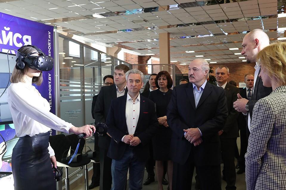 У Беларусі хочуць выдаваць IT-крэдыты і стварыць адмысловую вну