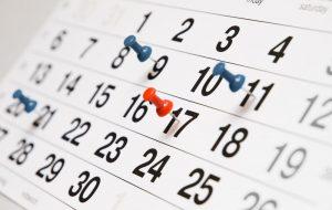каляндар календарь