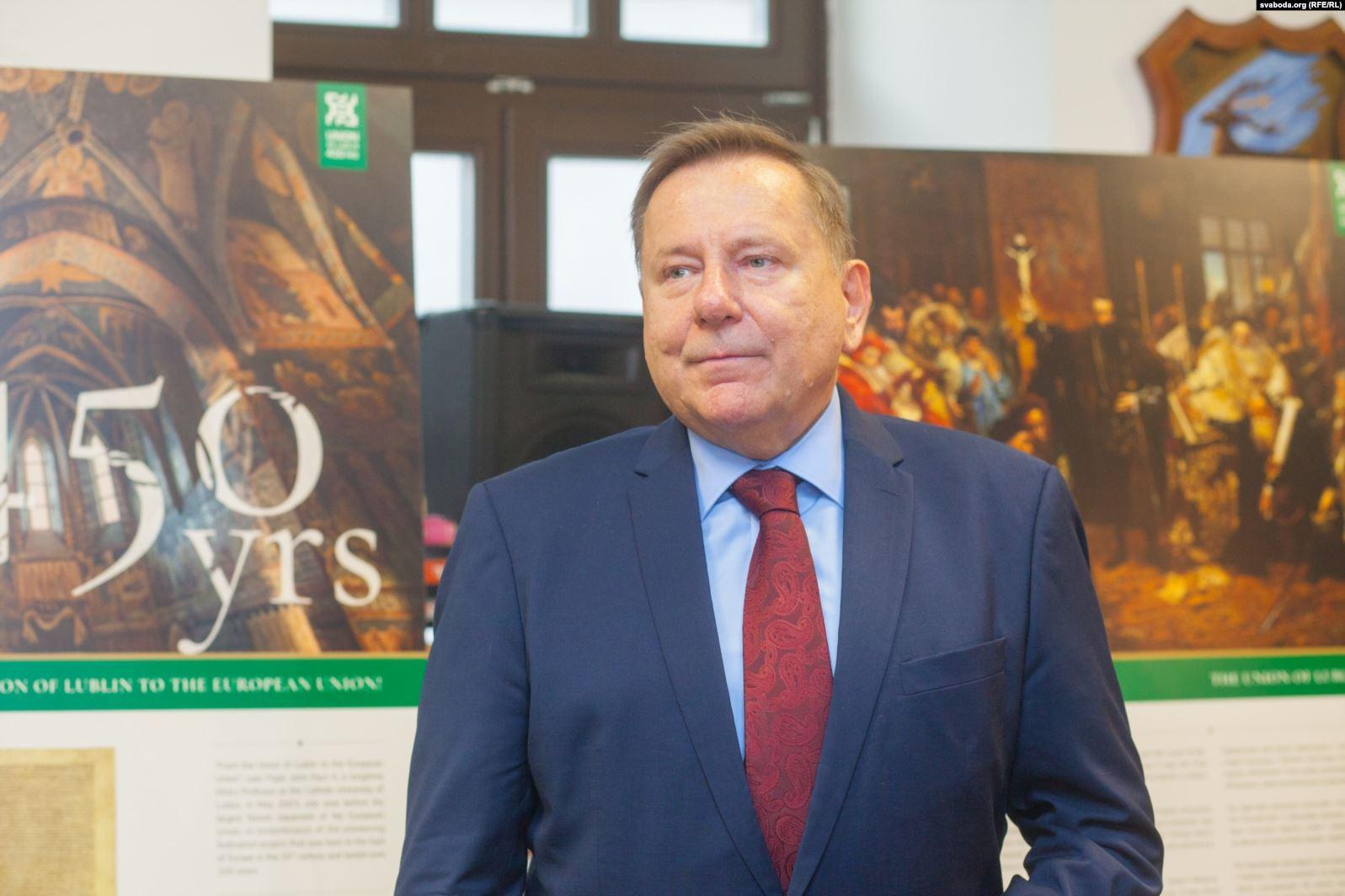 Генеральны консул Польшчы ў Гродне Яраслаў Ксёнжэк