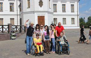 В Гродно хотят помочь путешествовать людям с инвалидностью