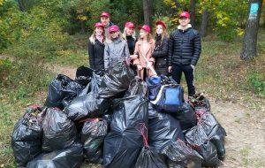 мусор уборка
