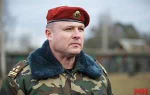 В Беларуси новый командующий внутренними войсками - родом из Слонима