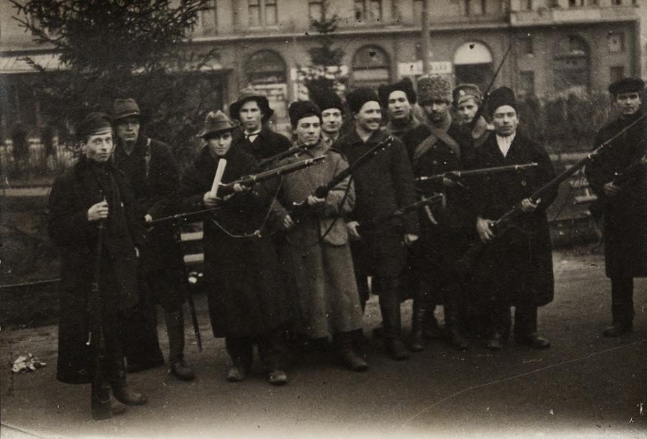 Павел Кушнер 1917 Москва