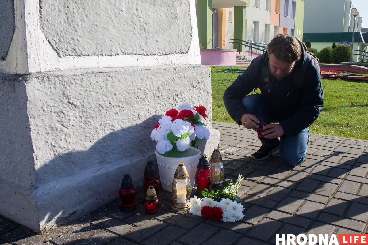 На Паўстанцкім фэсце ўшанавалі памяць Каліноўскага і герояў 1863 года. А міліцыя запускала дрона