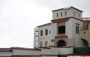 Другая чарга рэканструкцыі Старога замка ў Гродне: чаго чакаць