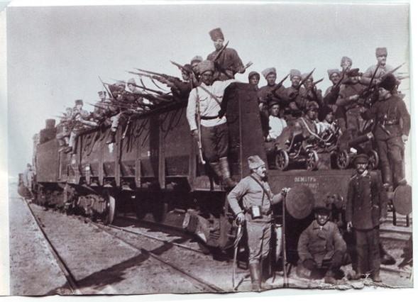 Турскестанцкі фронт