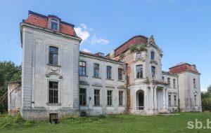 Как проходит реконструкция усадьбы Святополк-Четвертинских в Желудке