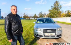 юрий из Гродно выиграл Hyundai на Onliner