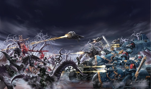 Варгейм Warhammer Underworld