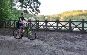 Конфликт интересов в Грандичском лесу: гродненец собирает подписиза запрет мотоциклов и квадроциклов