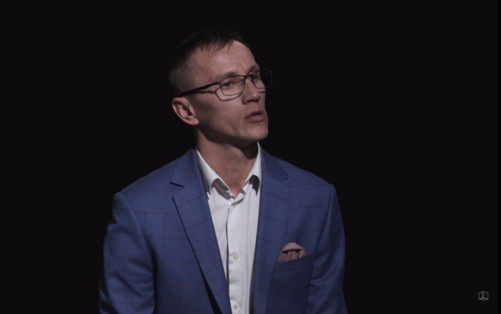 Бывшего заключенного из Гродно пригласили на российский проект «Свой/Чужой»