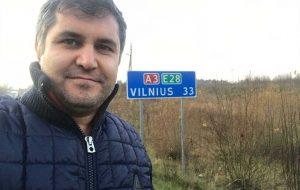 В Гродно из СИЗО освободили таджикского оппозиционера Фархода Одинаева — он уехал в Литву