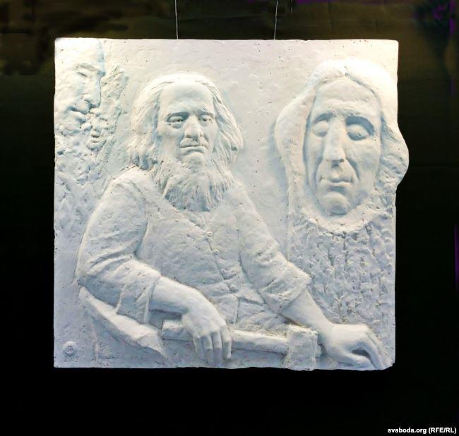 У Смаргоні замест бетоннага Леніна прапануюць паставіць лаву Напалеона