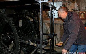 Доменик Пролейко смотритель башенных часов Фарный костел старейшие часы в Европе