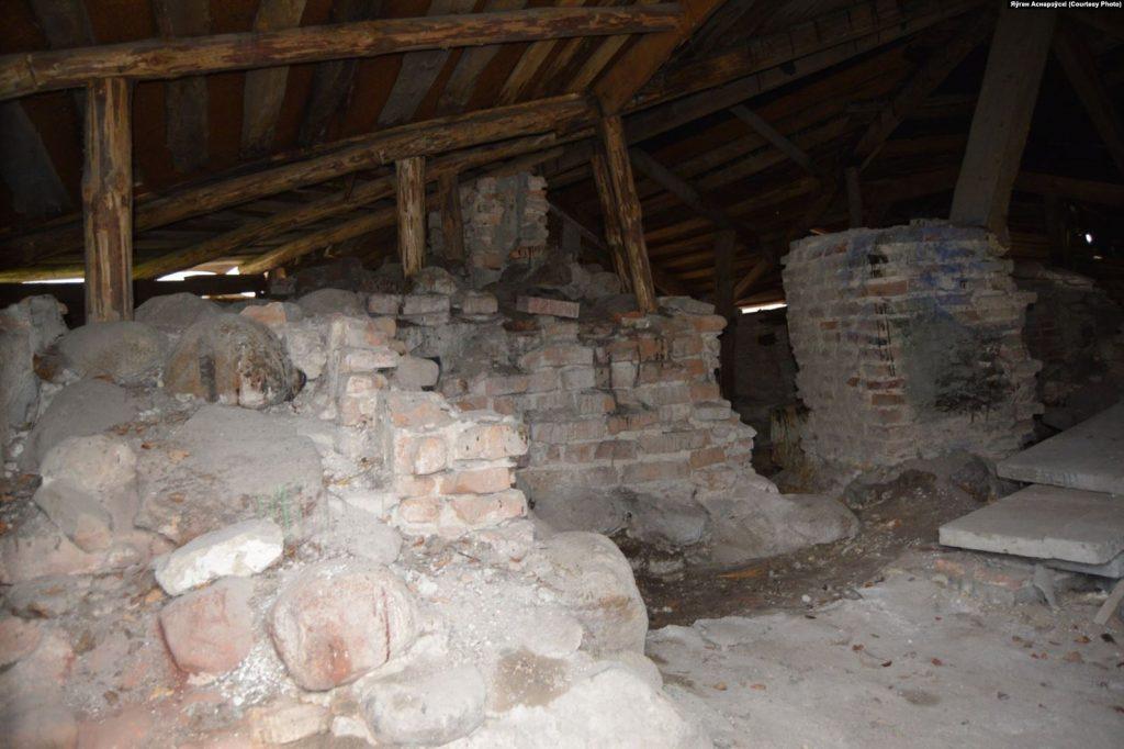 У Гродне перанясуць руіны адной з найстарэйшых у Вялікім Княстве Літоўскім цэркваў