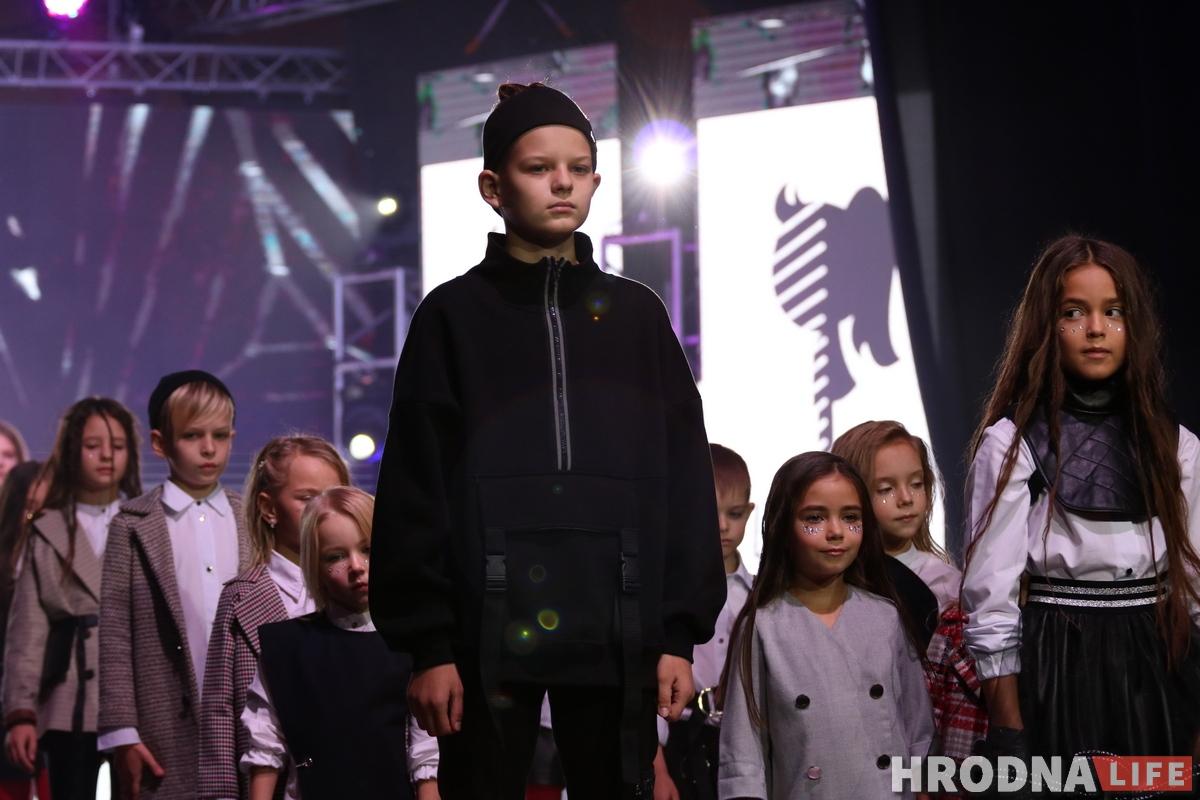 Фестываль моды «Grodno Fashion Show - 2019» прайшоў у Гродне (ФОТА)