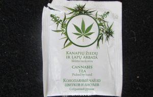 чай с марихуаной