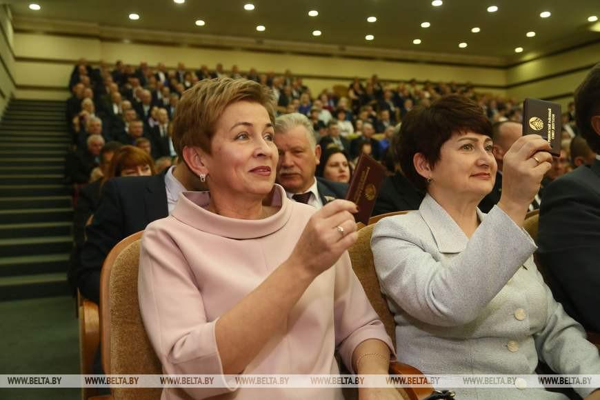 Гродзенская вобласць вызначыла сваіх прадстаўнікоў у Савет Рэспублікі
