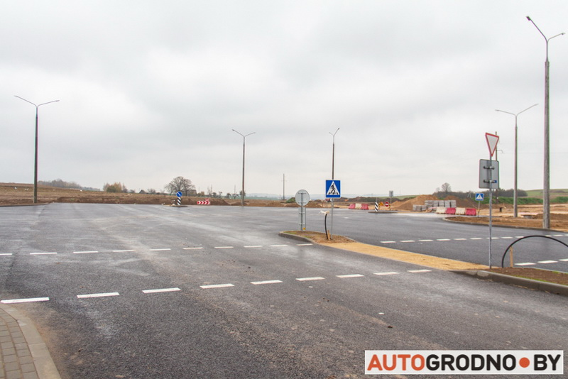 ulica Viktora Sayapina Grodno open 2 01