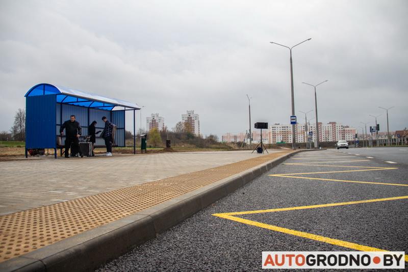 В Гродно октрыли улицу Виктора Саяпина