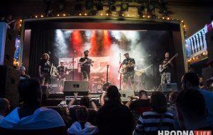 Гродненские Dzieciuki выступили в Вильнюсе. Смотри, как это было