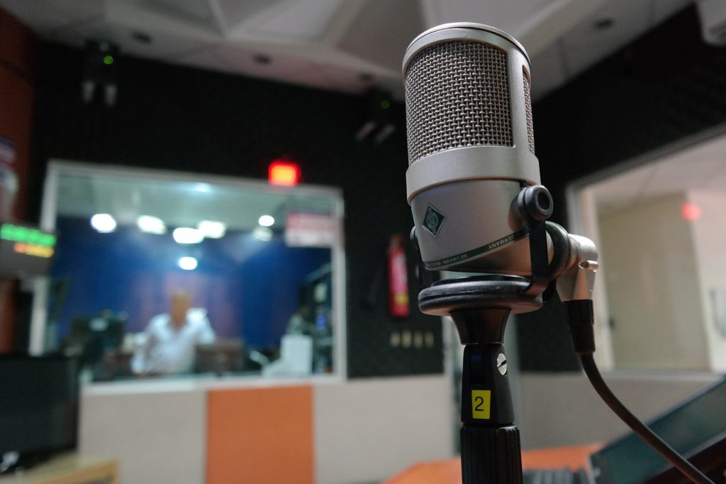 курсы радиоведущих