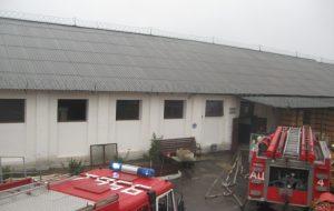 В волковысской исправительной колонии случился пожар