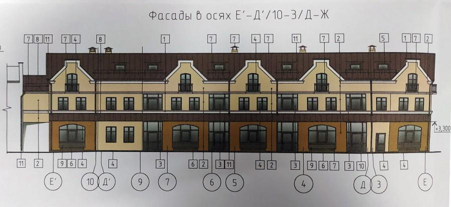 Спрэчны будынак на Траецкай: архітэктар Штэн адказаў гісторыку Супрону
