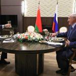 Переговоры в Сочи: дорожные карты не подписали, но договорились о новой встрече