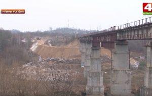 новы аўтамабільны мост