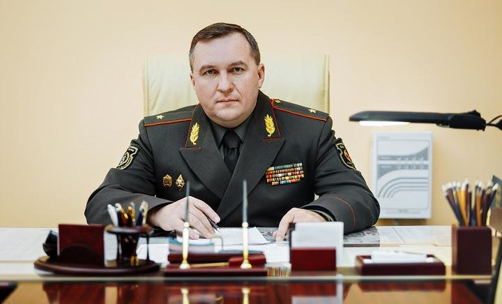 Віктар Хрэнін. Фота grodnonews.by