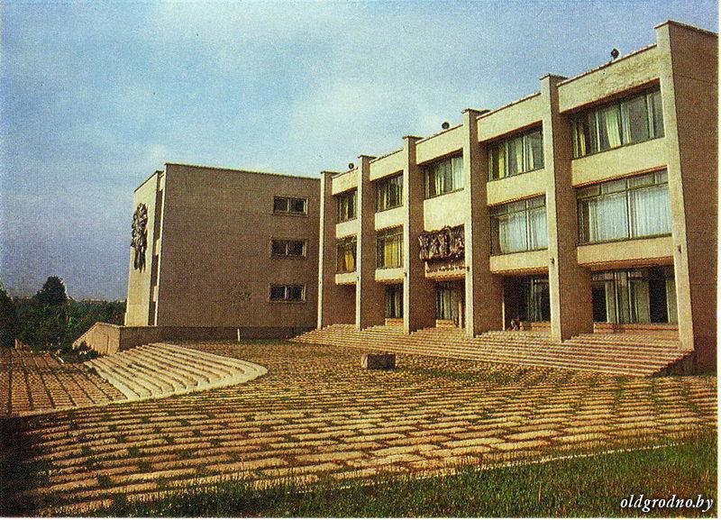 Архітэктура савецкага мадэрнізму, Палац піянераў