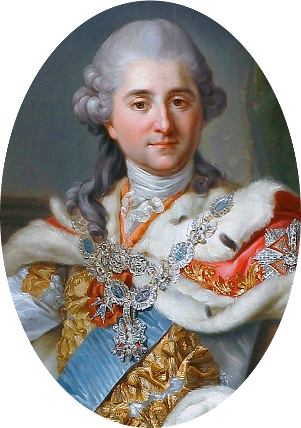 Станіслаў Аўгуст Панятоўскі Stanisław_II_August_Poniatowski_in_coronation_clothes