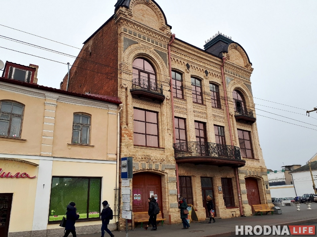 Дом купца Мураўёва зноў рыхтуюць да рэканструкцыі