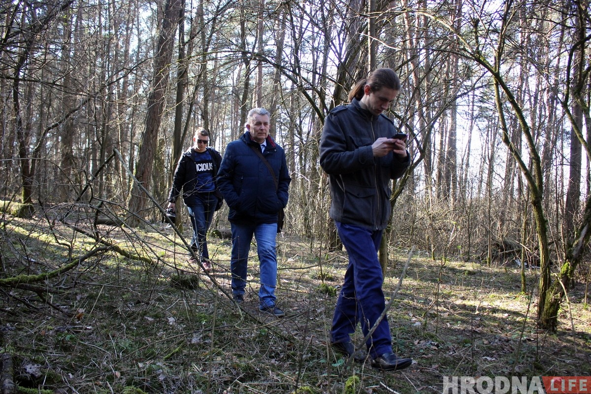 Cляды расстрэлаў у Пышках шукалі яшчэ ў 1992 годзе: былі нават раскопкі