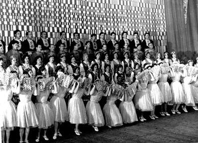 Ларыса Ляшэнка: гродзенская балетмайстарка, чые танцы захаплялі ўвесь Савецкі Саюз