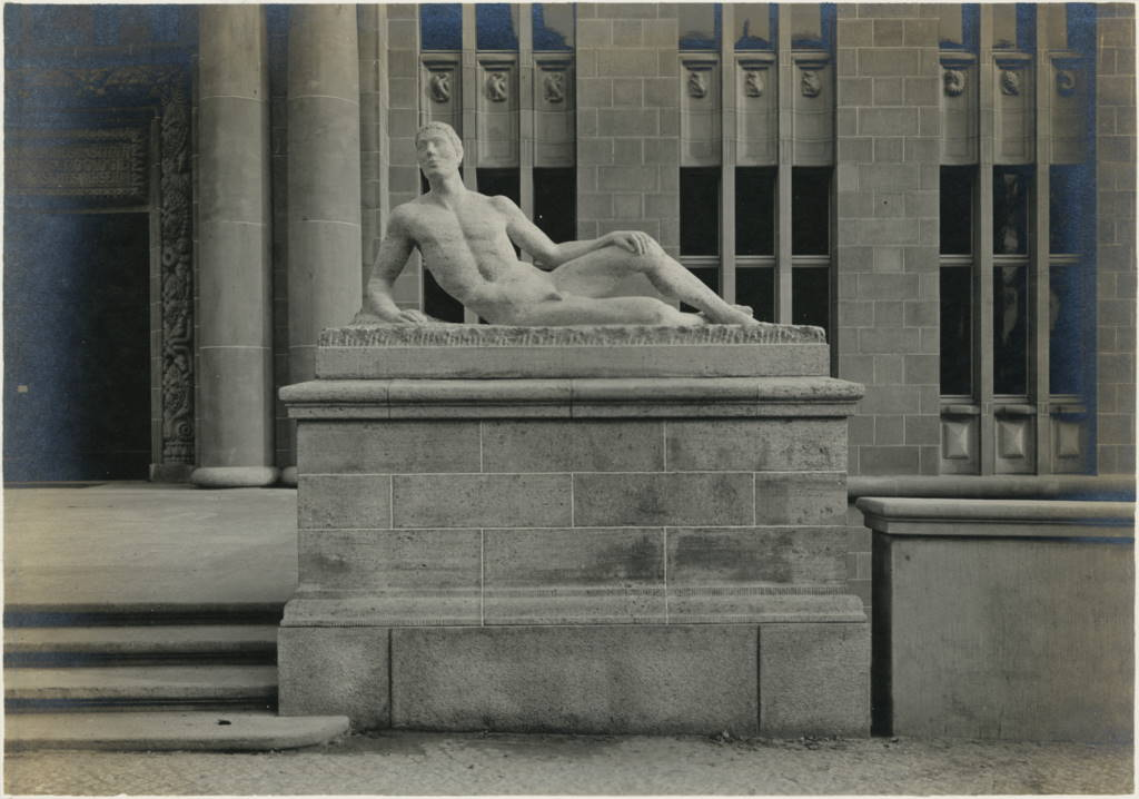 Універсітэт Цюрыха, каля 1914