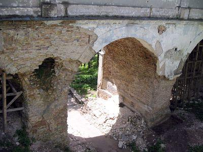 Мост у 2004 годзе. Фота: Андрэй Дыбоўскі, globus.tut.by