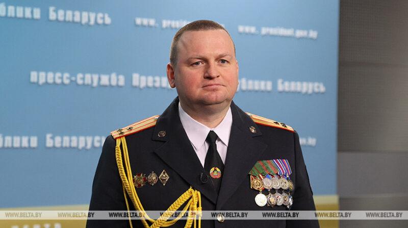 Лукашэнка прызначыў новых чыноўнікаў у Гродне