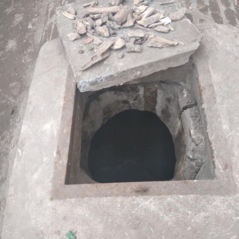 У Старым замку адкапалі туалет XIX стагоддзя. Ці можна яго захаваць і навошта?