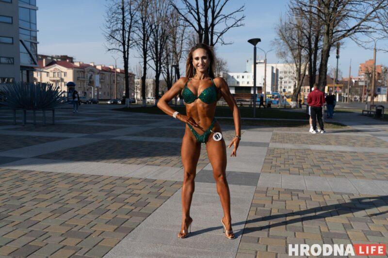 Накачанные,  красивые, упорные. В Гродно выбрали победителей 34-го чемпионата по бодибилдингу и фитнесу