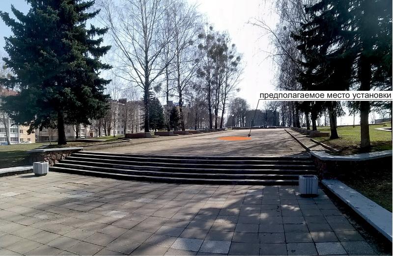 В Гродно планируют поставить новый памятник: кому и где он будет стоять