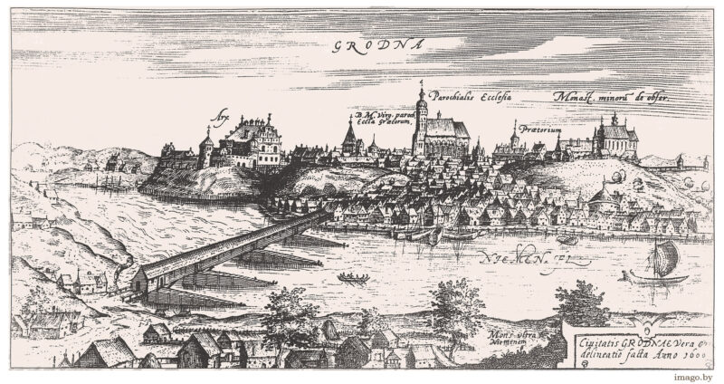 Гістарычная даведка абвяргае праект рэканструкцыі Старога замка. Якім (не)быў палац Баторыя?